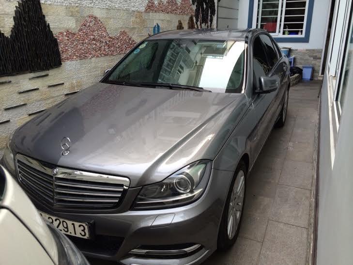 Bán xe Mercedes đời 2012, nhập khẩu nguyên chiếc, chính chủ-0