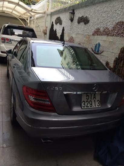 Bán xe Mercedes đời 2012, nhập khẩu nguyên chiếc, chính chủ-2