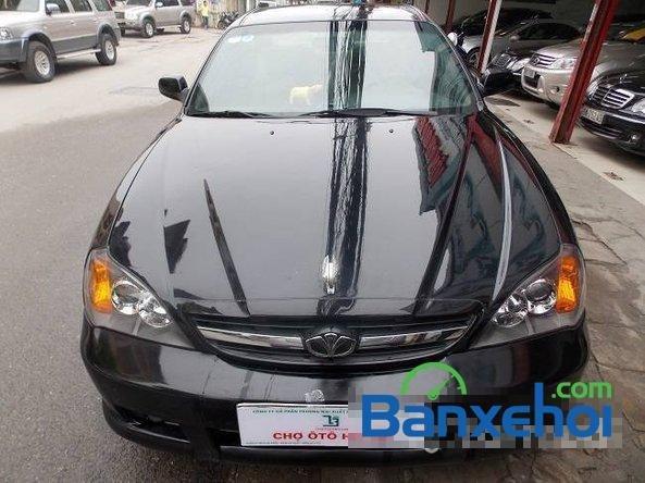 Xe Daewoo Magnus sản xuất 2007, màu đen, giá 269tr-0