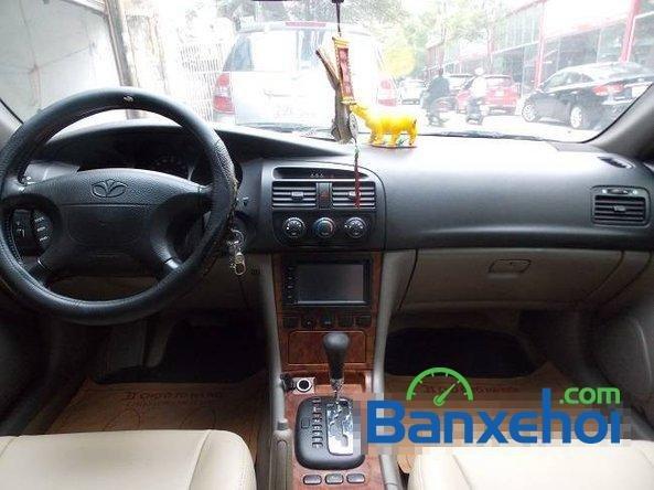 Xe Daewoo Magnus sản xuất 2007, màu đen, giá 269tr-5