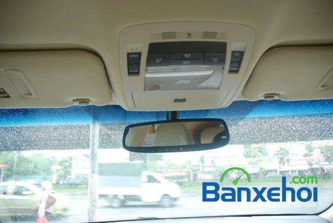 Xe Lexus RX 450H cũ màu trắng đang được bán. Xe được sản xuất năm 2012, đã đi 20000 km-11