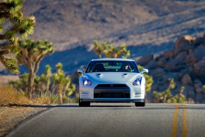 Đánh giá xe Nissan GT-R Premium 2015 1