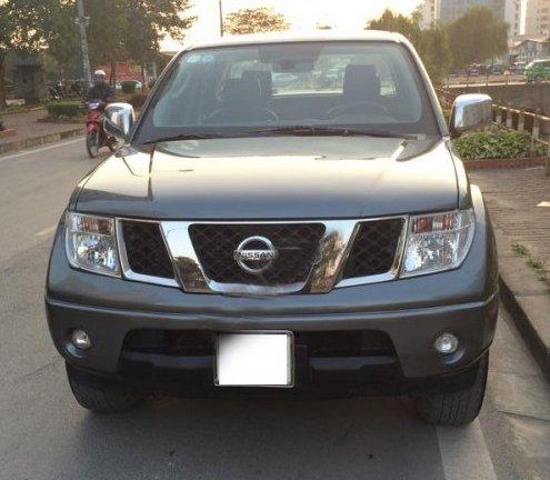 Cần bán xe Nissan Navara cũ màu xám, nhập khẩu chính hãng-3