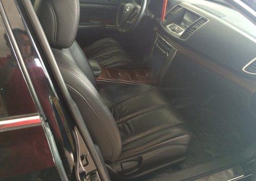 Cần bán lại xe Nissan Teana cũ màu đen, nhập khẩu chính hãng-2