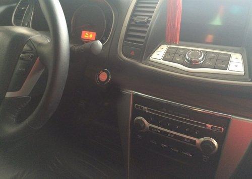 Cần bán lại xe Nissan Teana cũ màu đen, nhập khẩu chính hãng-3