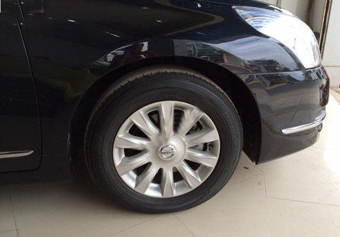 Cần bán lại xe Nissan Teana cũ màu đen, nhập khẩu chính hãng-4
