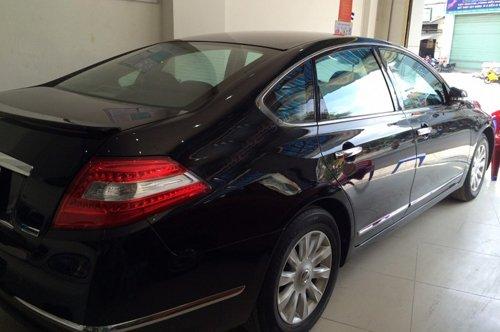 Cần bán lại xe Nissan Teana cũ màu đen, nhập khẩu chính hãng-0