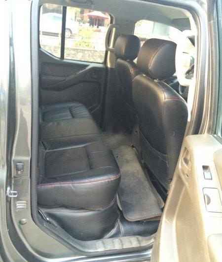 Cần bán xe Nissan Navara cũ màu xám, nhập khẩu chính hãng-5