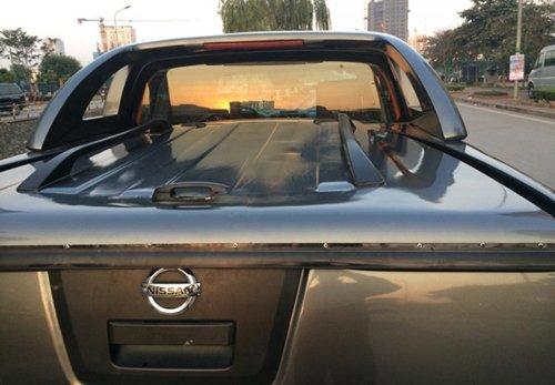 Cần bán xe Nissan Navara cũ màu xám, nhập khẩu chính hãng-2