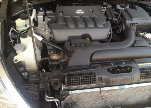 Cần bán lại xe Nissan Teana cũ màu đen, nhập khẩu chính hãng-5