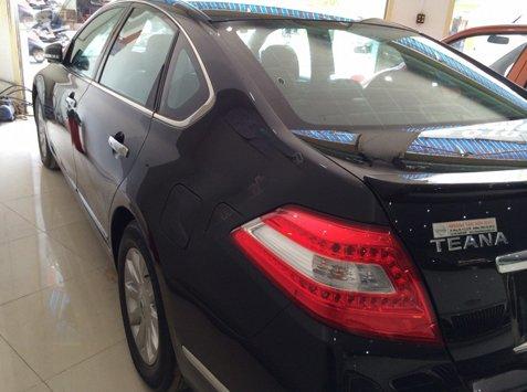 Cần bán lại xe Nissan Teana cũ màu đen, nhập khẩu chính hãng-1