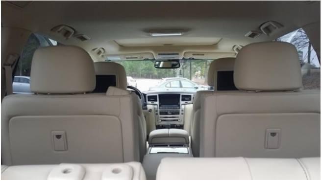 Bán xe Lexus LX sản xuất 2015, màu trắng, xe có giấy tờ thủ tục giao ngay-3