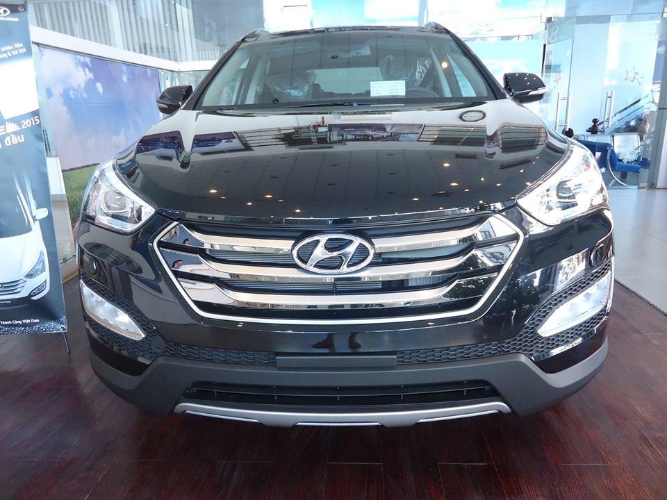 Bán Hyundai Santa Fe đời 2014, xe nhập - LH ngay 0939984498-2