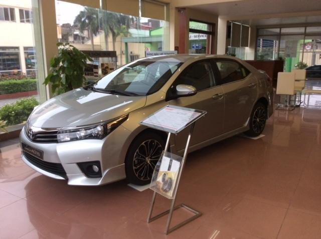 Bán Toyota Corolla đời 2015 - LH ngay 0914263263-1