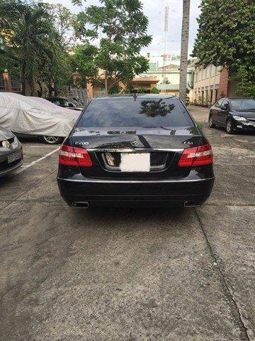 Cần bán Mercedes sản xuất 2010, màu đen, nhập khẩu nguyên chiếc, chính chủ-2