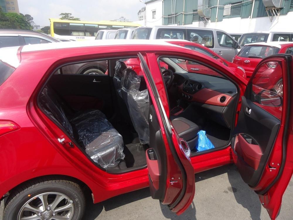 Bán ô tô Hyundai i10 đời 2015, màu đỏ, nhập khẩu chính hãng - LH ngay 0939984498-3