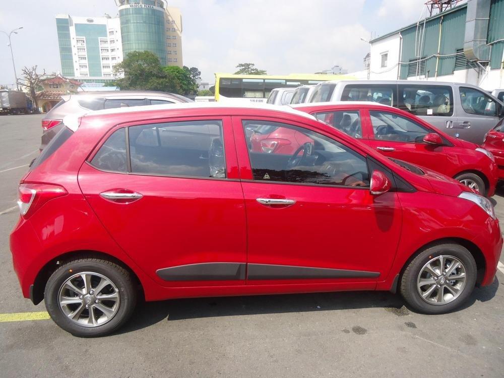 Bán ô tô Hyundai i10 đời 2015, màu đỏ, nhập khẩu chính hãng - LH ngay 0939984498-2