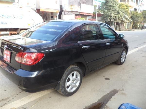 Salon ô tô Ánh Lý cần bán xe Toyota Corolla altis G cũ màu đen, chính chủ, 435 triệu -3