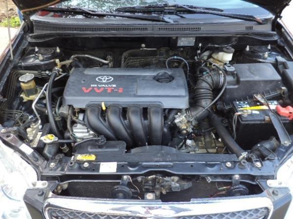 Salon ô tô Ánh Lý cần bán xe Toyota Corolla altis G cũ màu đen, chính chủ, 435 triệu -1