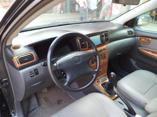 Salon ô tô Ánh Lý cần bán xe Toyota Corolla altis G cũ màu đen, chính chủ, 435 triệu -6