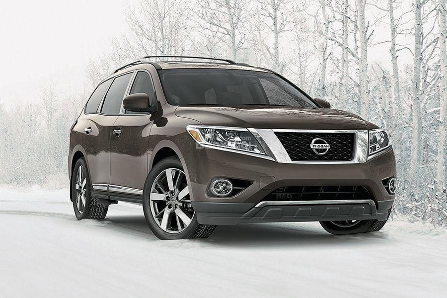 Nissan Pathfinder 2015 hứa hẹn sẽ đáp ứng đầy đủ nhu cầu về một chiếc xe thể thao đa dụng.