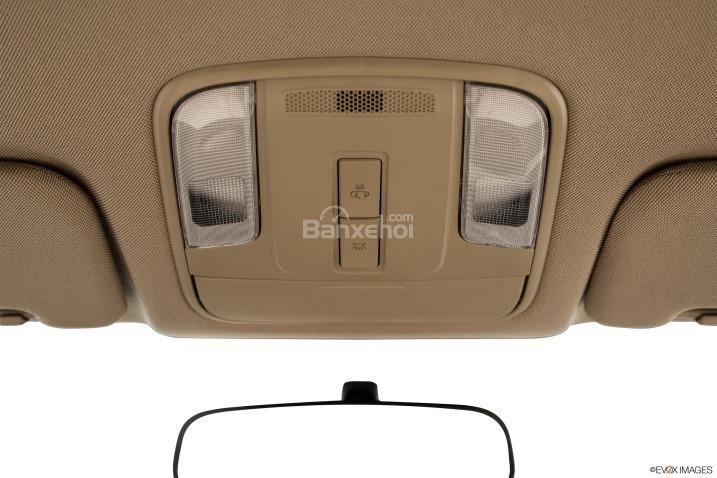 Đánh giá nội thất xe Kia Sedona 2015
