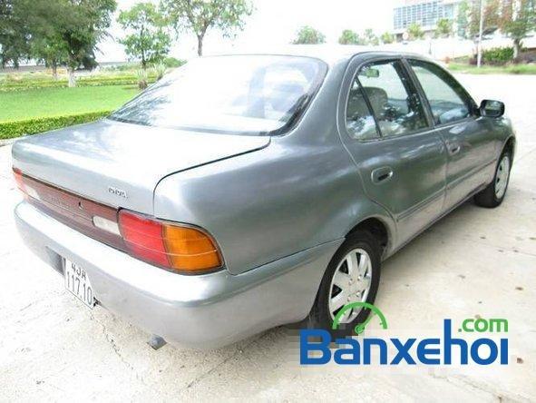 Auto Phú Lộc bán ô tô Toyota Corolla đời 1991, màu bạc-1
