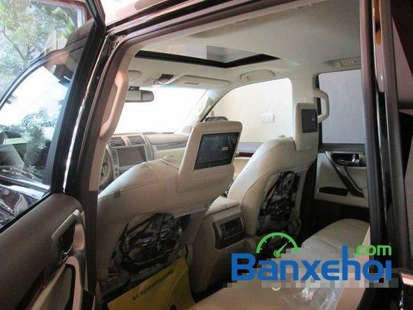 Cần bán gấp Lexus GX 460 AT 2014, màu đen, nhập khẩu, đã đi 2200 km-10