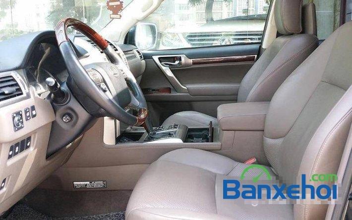Cần bán lại xe Lexus GX 460 AT đời 2011, màu đen, nhập khẩu  -4