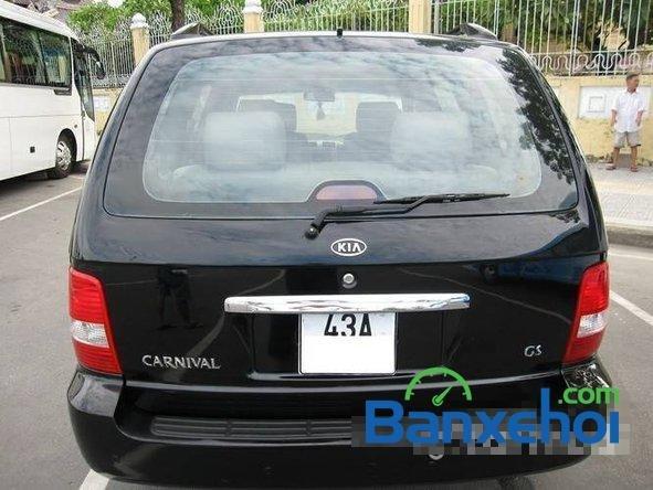 Auto Phú Lộc bán xe Kia Carnival năm 2007, màu đen  -3