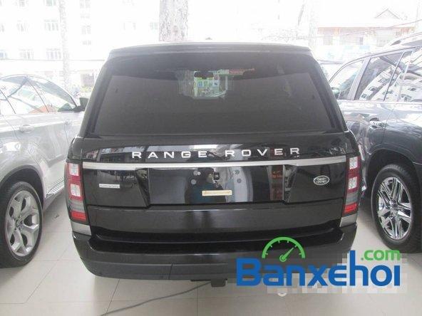 Salon ô tô Chính Hùng bán ô tô LandRover Range Rover đời 2013, màu đen đã đi 9600 km-4