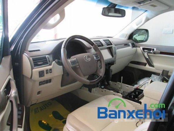 Cần bán gấp Lexus GX 460 AT 2014, màu đen, nhập khẩu, đã đi 2200 km-5