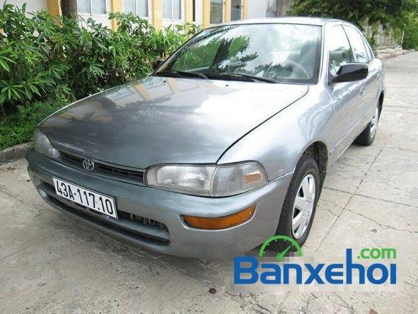 Auto Phú Lộc bán ô tô Toyota Corolla đời 1991, màu bạc-3