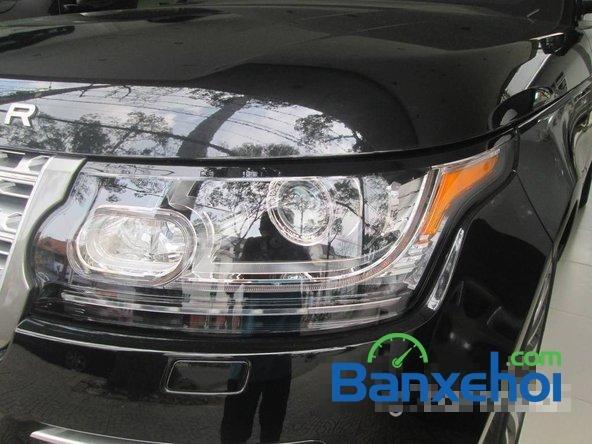 Salon ô tô Chính Hùng bán ô tô LandRover Range Rover đời 2013, màu đen đã đi 9600 km-2