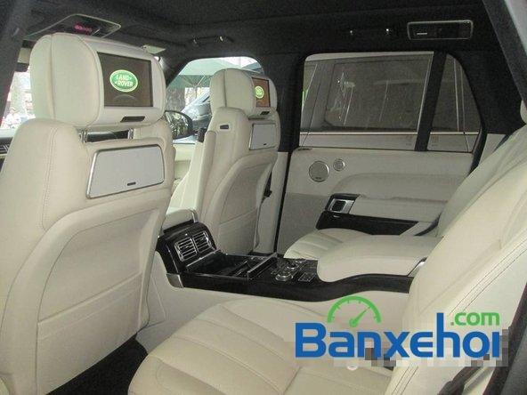 Salon ô tô Chính Hùng bán ô tô LandRover Range Rover đời 2013, màu đen đã đi 9600 km-10