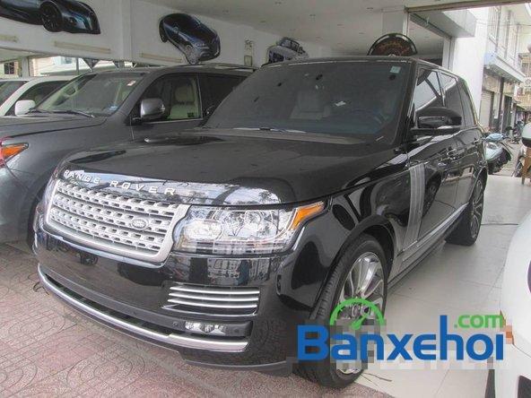 Salon ô tô Chính Hùng bán ô tô LandRover Range Rover đời 2013, màu đen đã đi 9600 km-1