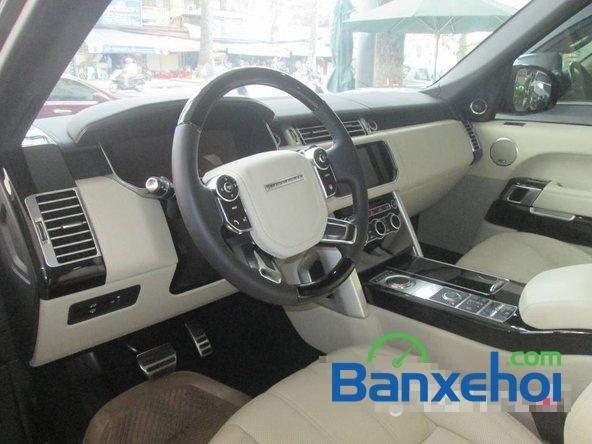 Salon ô tô Chính Hùng bán ô tô LandRover Range Rover đời 2013, màu đen đã đi 9600 km-6