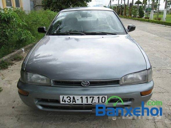 Auto Phú Lộc bán ô tô Toyota Corolla đời 1991, màu bạc-0