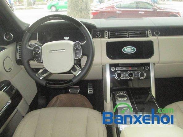 Salon ô tô Chính Hùng bán ô tô LandRover Range Rover đời 2013, màu đen đã đi 9600 km-7