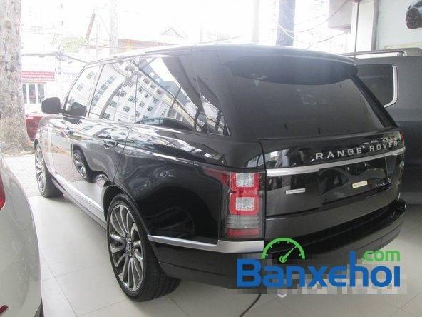 Salon ô tô Chính Hùng bán ô tô LandRover Range Rover đời 2013, màu đen đã đi 9600 km-3