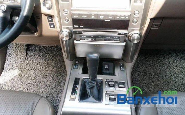 Cần bán lại xe Lexus GX 460 AT đời 2011, màu đen, nhập khẩu  -5