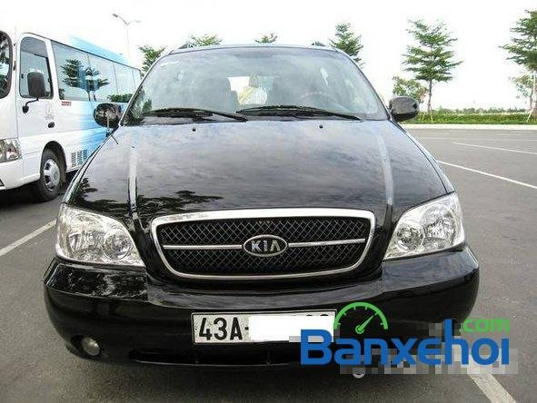 Auto Phú Lộc bán xe Kia Carnival năm 2007, màu đen  -0