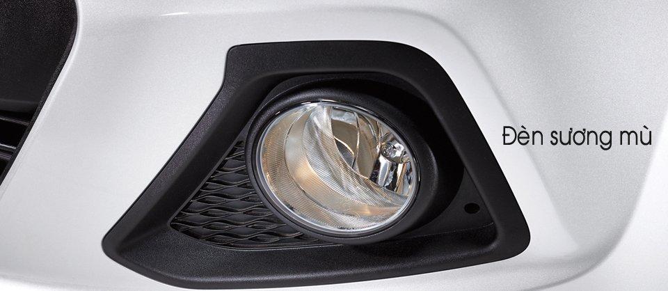Đánh giá đèn sương mù Hyundai Grand i10 2014