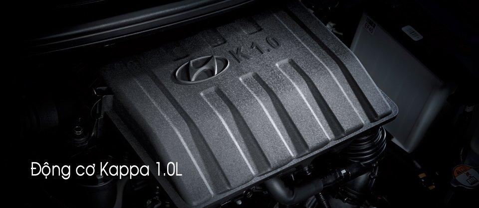 Đánh giá động cơ xe Hyundai Grand i10 2014