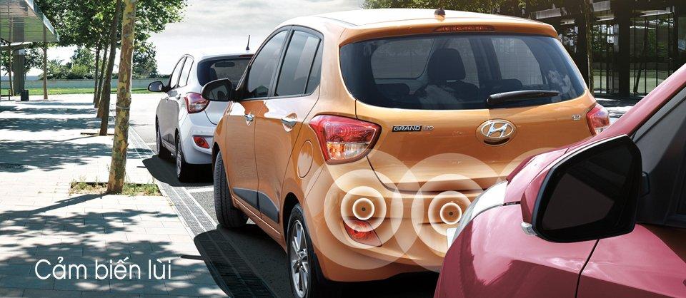 Đánh giá cảm giác lái xe Hyundai Grand i10 2014