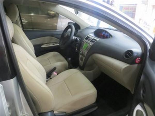 Bán ô tô Toyota Vios cũ trong nước 2008, màu bạc, số sàn, 445 triệu -2