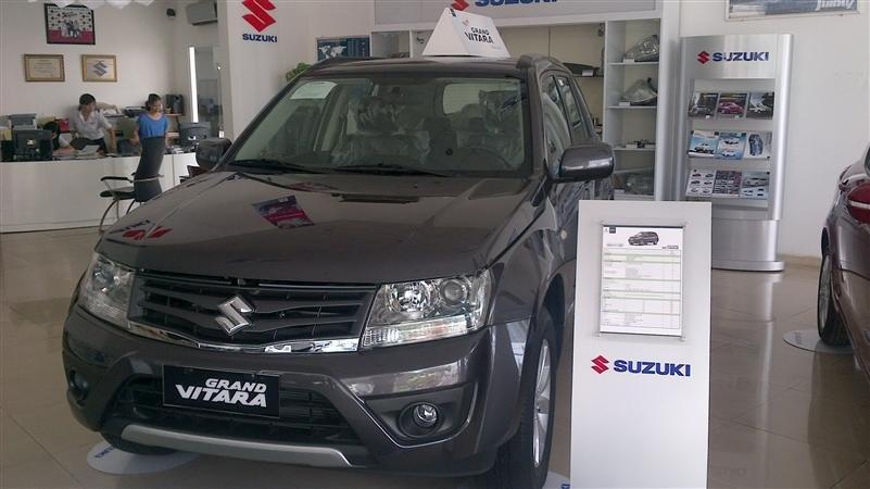 Suzuki Grand Vitara đời 2014, nhập khẩu nguyên chiếc, 840 triệu-0