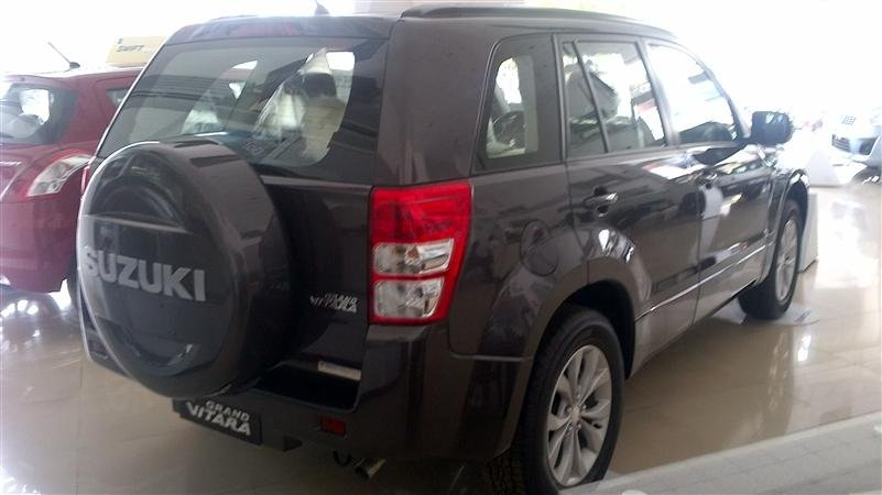 Suzuki Grand Vitara đời 2014, nhập khẩu nguyên chiếc, 840 triệu-2