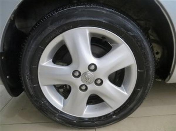 Bán ô tô Toyota Vios cũ trong nước 2008, màu bạc, số sàn, 445 triệu -1