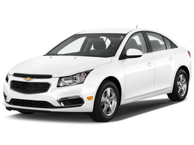 Thân xe Chevrolet Cruze 2016 sử dụng kết cấu khung gầm mới Deltall của GM.